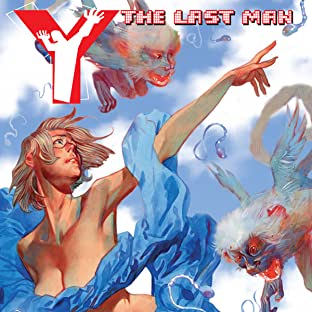 Y: The Last Man: Paper Dolls