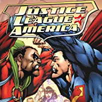 JLA: When Worlds Collide