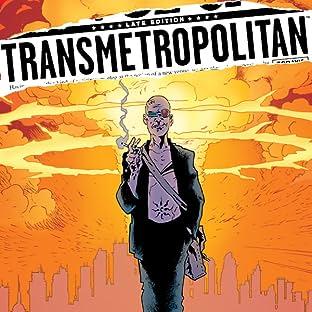 Transmetropolitan: Spider's Thrash