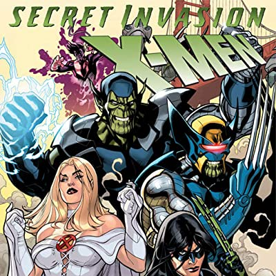 Secret Invasion: X-Men