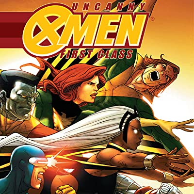 Uncanny X-Men: First Class - Knights of Hykon