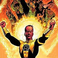 Green Lantern: Sinestro Corps War