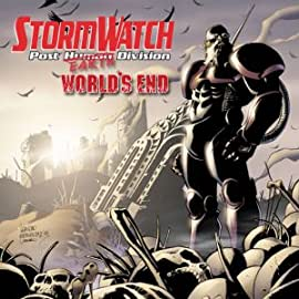 Stormwatch: PHD: Unnatural Species