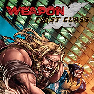 Weapon X: First Class