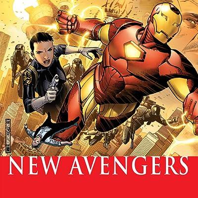 New Avengers: Civil War