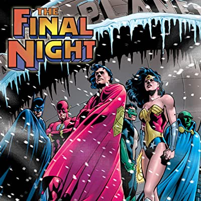 DC Universe: Final Night