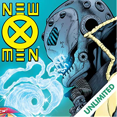 New X-Men - Imperial