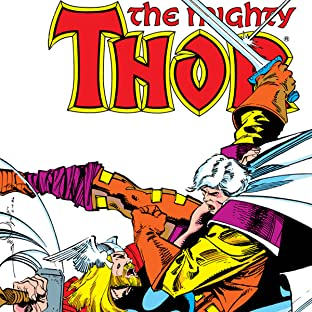 Thor Visionaries Vol. 3: Walter Simonson
