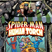 Spider-Man/Human Torch: I'm With Stupid