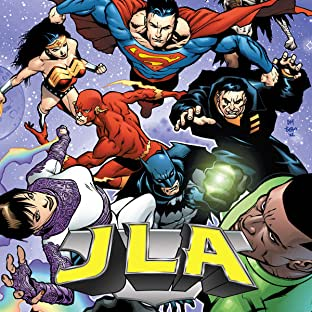 JLA: Rules of Engagement