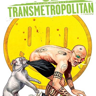 Transmetropolitan: Dirge