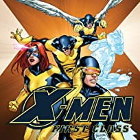 X-Men: First Class - Wonder Years