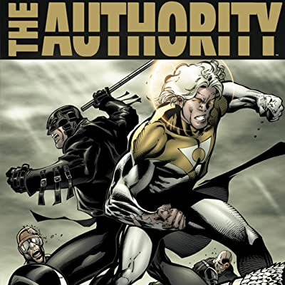 The Authority: Fractured Worlds
