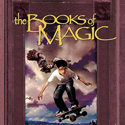 The Books of Magic: Bindings