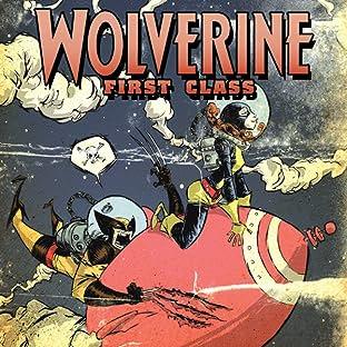 Wolverine: First Class - Class Actions