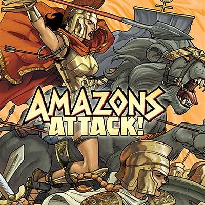 Wonder Woman: Amazons Attack