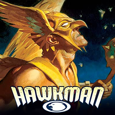 Hawkman: Rise of the Golden Eagle