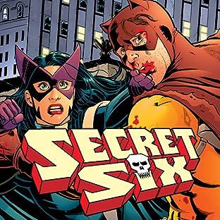 Secret Six: Unhinged