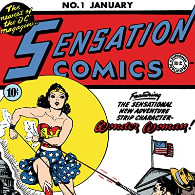 Wonder Woman: Archives
