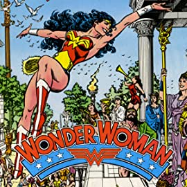 Wonder Woman: Challenge of the Gods