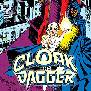 Cloak and Dagger: Child of Darkness, Child of Light