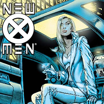 New X-Men - New Worlds