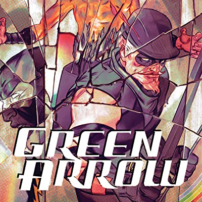 Green Arrow: Heading Into the Light