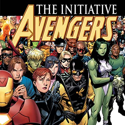 Avengers: The Initiative - Secret Invasion