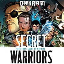 Secret Warriors: God of Fear, God of War