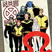 New X-Men - Riot At Xavier's