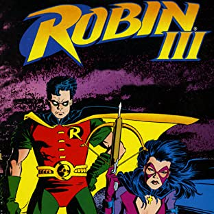 Robin: Cry of the Huntress