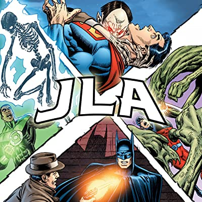 JLA: The 10th Circle