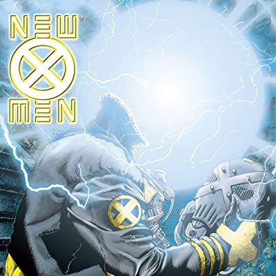 New X-men - Planet X