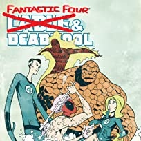 Cable & Deadpool: Deadpool vs. The Marvel Universe
