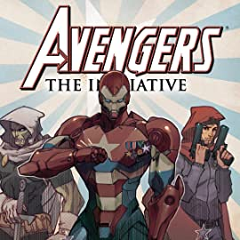 Avengers: The Initiative - Dreams and Nightmares