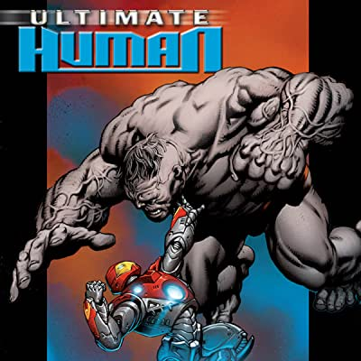 Ultimate Hulk vs. Iron Man: Ultimate Human