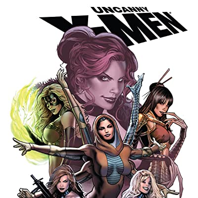 Uncanny X-Men: The Sisterhood