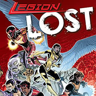 Legion of Super-Heroes: Legion Lost