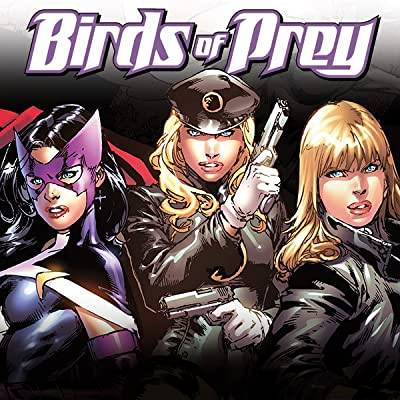Birds of Prey: Endrun
