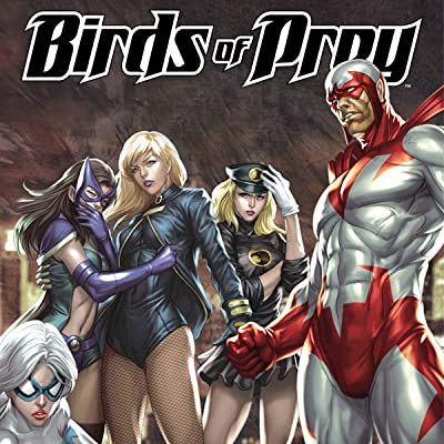 Birds of Prey: The Death of Oracle