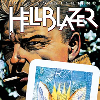 Hellblazer: Critical Mass