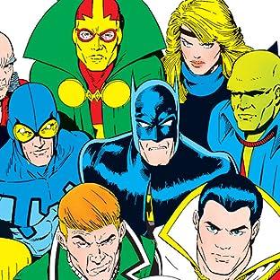 JLA: Justice League International