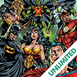 JLA: New World Order