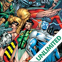 JLA: American Dreams