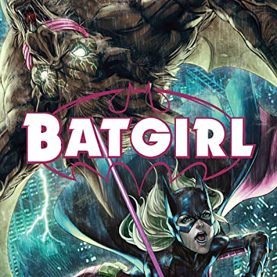 Batgirl: The Flood