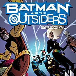 Batman and the Outsiders: The Deep