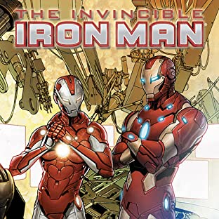 Invincible Iron Man Vol.7: Stark Resilient Book Two