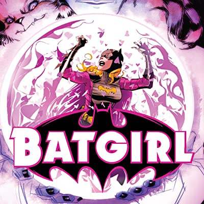 Batgirl: The Lesson