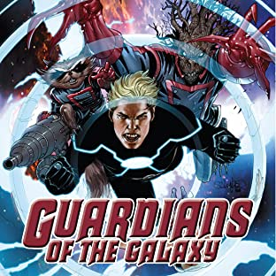 Guardians of the Galaxy Vol. 2: War of Kings Book 2