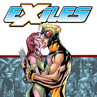 Exiles Vol. 2: World's Apart